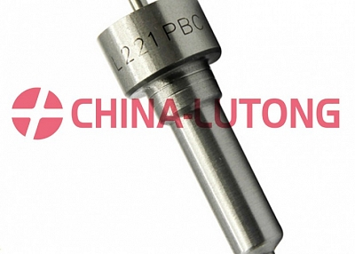 L163PBD Fuel Injection System JMC Delphi L163 PBD Fuel Injection Pump Nozzles