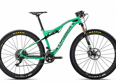 2017 Orbea OIZ 29 M-Team Mountain Bike (ARIZASPORT)
