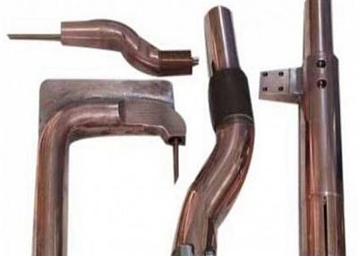 Spot welding gun arm for portable welding gun & robot welding