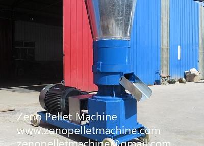 Animal feed pellet machine
