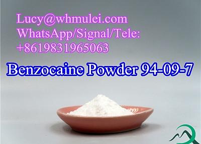 Benzocaine Powder CAS 94-09-7 Local anesthetics China Benzocainum Supplement