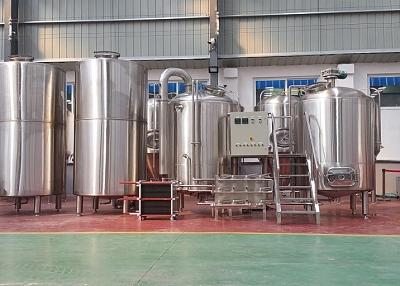 7 bbl Brewpub beer brewing system