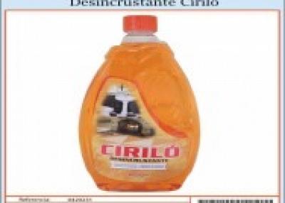 Buscamos Agrander la rede de Clientes - Ciriló - desincrustante