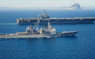 The Navy's Cruisers Are Old and It Has Nothing to Replace Them With