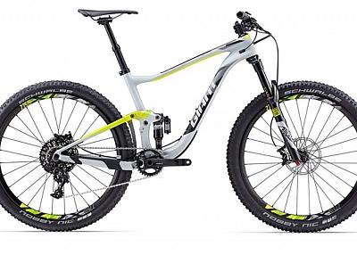 2017 Giant Anthem Advanced SX Mountain Bike -