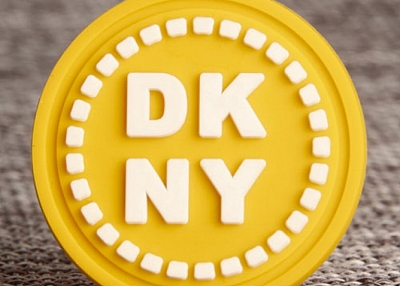 DKNY PVC Patches