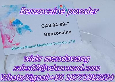 benzocaine hcl powder powder cas 94-09-7 benzocaine 94-09-7