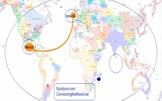 Mexico and Ireland  (Sylodium, Free international trade directory)