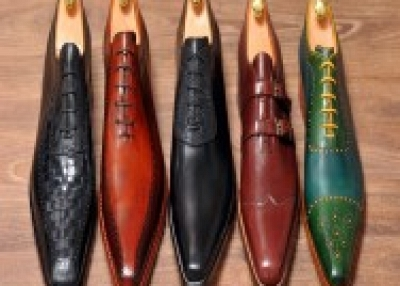 Handmade Men's  Dress Shoes