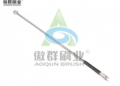 Medical Instrument Cleaning Brush That Does Not Scratch The Medical Instrument