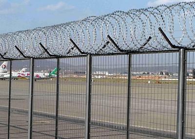 Concertina Coils High Security Fence