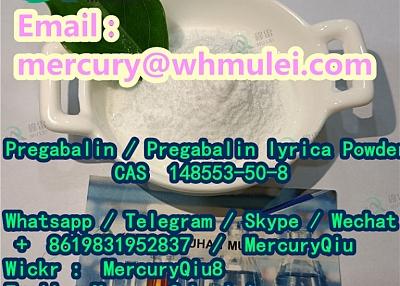 Best Quality Nootropics Raw Material Pregabalin powder cas 148553-50-8