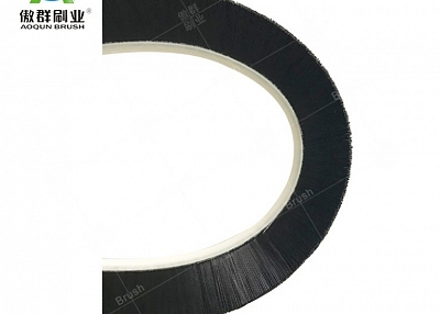 Spray Suppressant Brush Strip Skirting