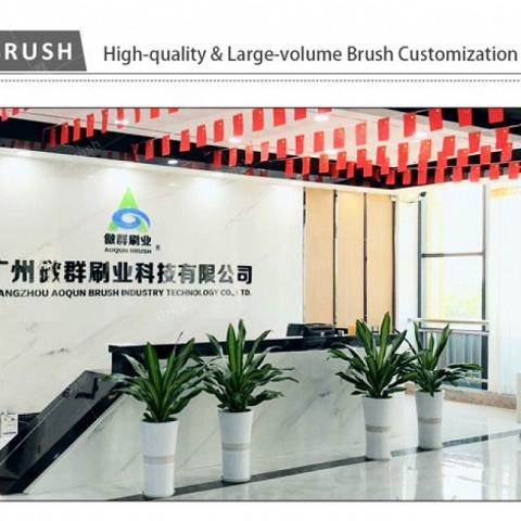 The First Batch Of Reworked 50Mm Brush Strip Garage Door Seal Manufacturer-AOQUN