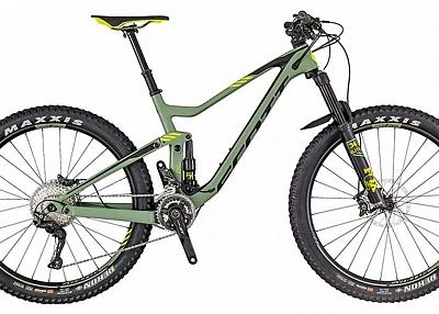 2018 Scott Genius 710 Mountain Bike