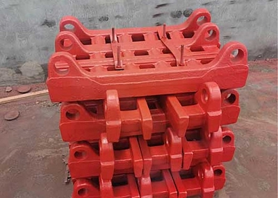 SGZ Series Scraper Conveyor Gear Track for Sale