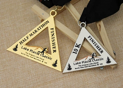 Half Marathon Finisher Custom Medals