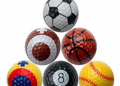 golf ball companies