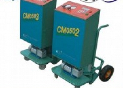CM05 Trolley Type Refrigerant Recovery/Vacuum/Recharge Machine
