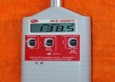 Environmental Noise Pollution Monitor Model RT-5001.