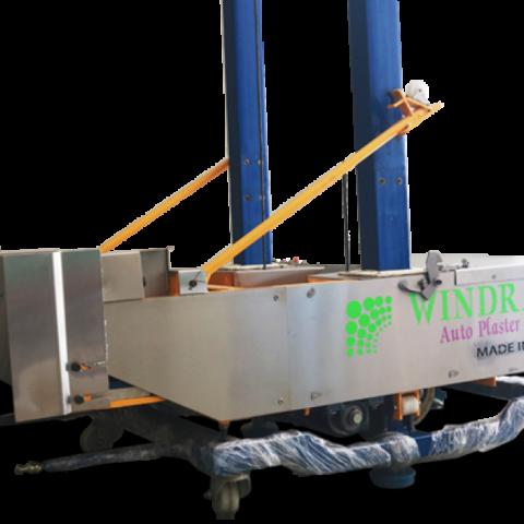 ARPM Automatic Rendering Plastering machine