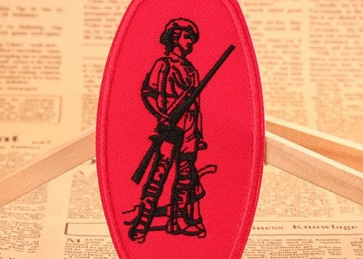 Soldiers Embroidered Patches