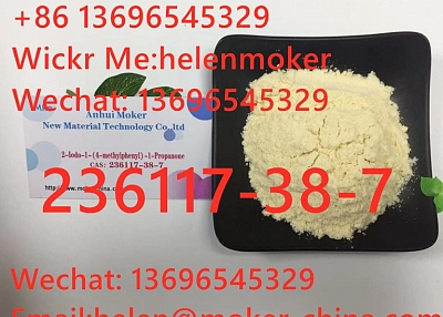 Factory Supply 2-Iodo-1-P-Tolyl-Propan-1-One CAS 236117-38-7 with High Quality
