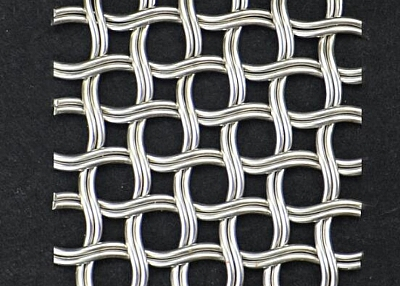 Architectural mesh︱metal mesh fabric︱decorative wire mesh︱RaMeiJu Metal fabrics.