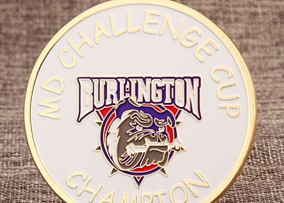 MD Challenge Cup Race Medals