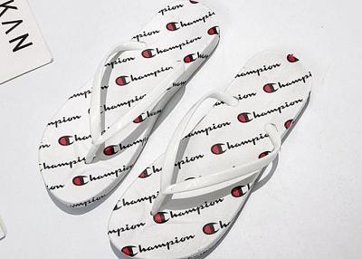 custom embroidered flip flops