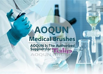 This General Instrument Cleaning Brushes Is Made Of Such Materials - AOQUN