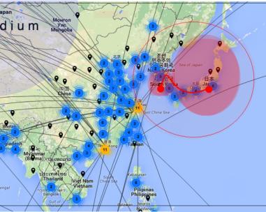 机遇,日本 - 韩国(Sylodium,使业务)