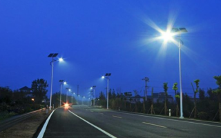 Future of Solar LED Street Light in Africa and Asia