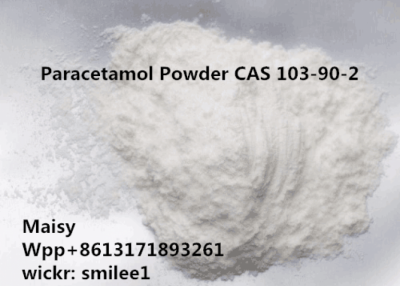 Paracetamol Powder CAS 103-90-2  supply from china wickr smilee1