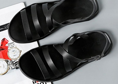 TRENDY MEN'S BREATHABLE CASUAL SANDALS