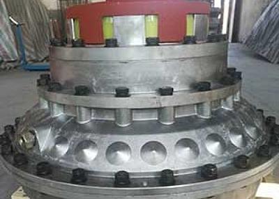 High Precision Hydraulic Coupler of Coal Mining Conveyor