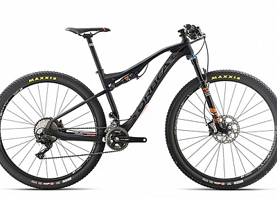 2017 Orbea OIZ 29 M30 Mountain Bike