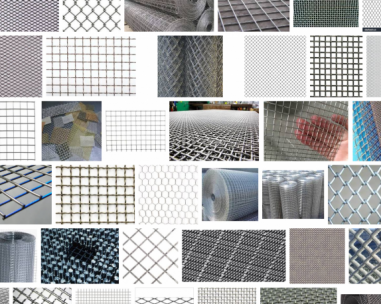 Wire Mesh Crimped Market, Anping County