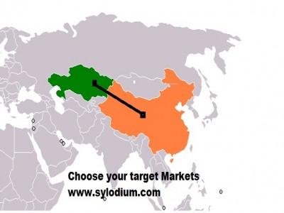 China and Kazakhstan…