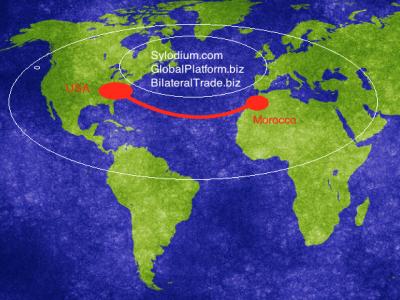 Morocco Usa Sylodium The Global Platform