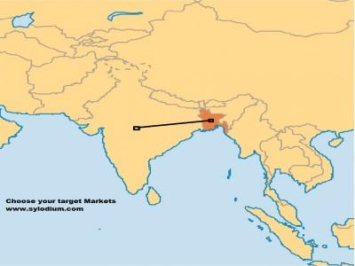 India and Bangladesh…