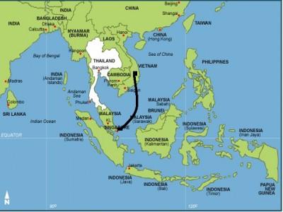 Vietnam - Singapore