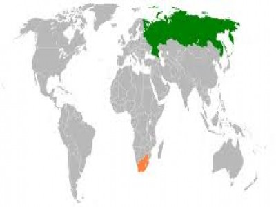 Russia - South Africa, trade ties (By Sylodium, international trade directory)