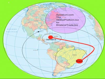 Brazil - Jamaica (Sylodium,…