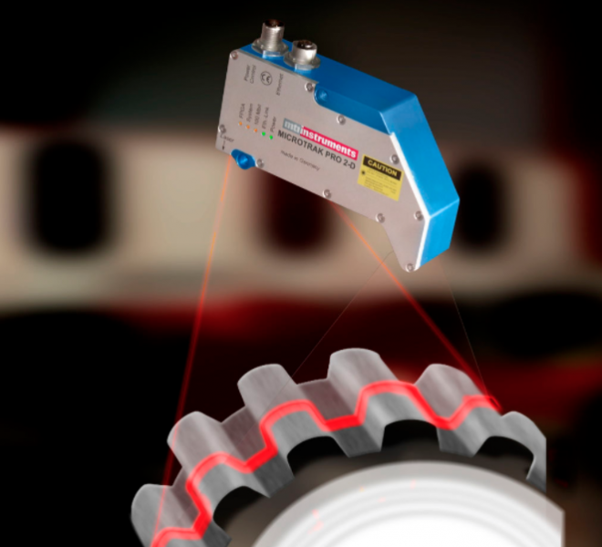 Laser Displacement Sensor…