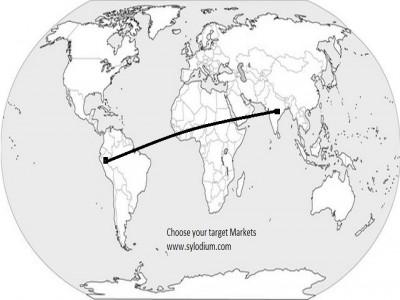 Peru and India (Sylodium,…