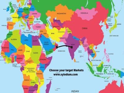 Oman and India (Sylodium,…