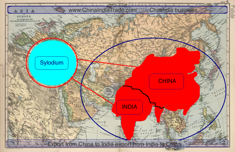 China – India business…