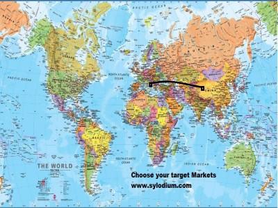 Italy and China (Sylodium,…